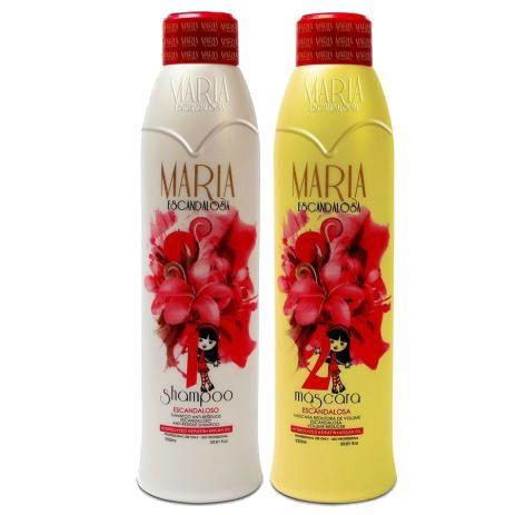 Kit Progressiva Maria Escandalosa 1 litro