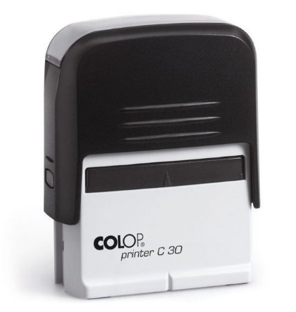 Carimbo Automático Printer C30 - Preto