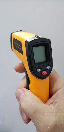 Termômetro Digital Laser