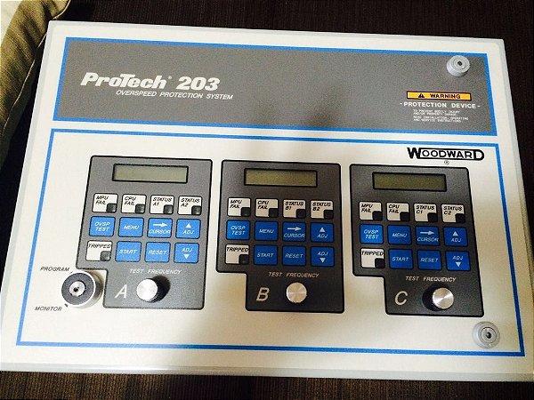 Módulo de proteção Protech 203 Part number 9907-345 (Novo)