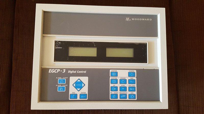 EGCP-3  PN 8406-114  marca Woodward