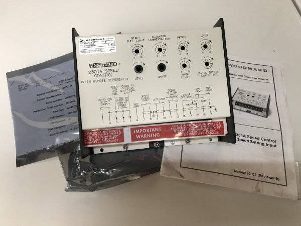 2301A SC PN 9905-144 - 4 a 20mA (Novo)