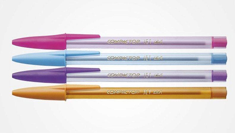 Jet Lux - Embalagem com 4 cores