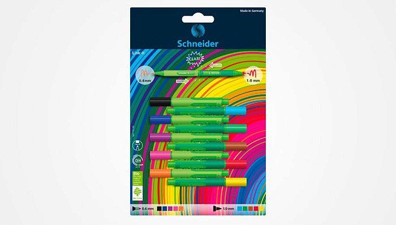 BLISTER SCHNEIDER LINK-IT 10 CORES