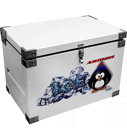 Caixa Térmica Armon Tmi 70 Litros Aço Galvanizado