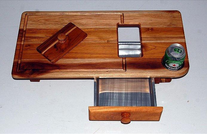 Tabua artesanal para Churrasco - Styllo Grill