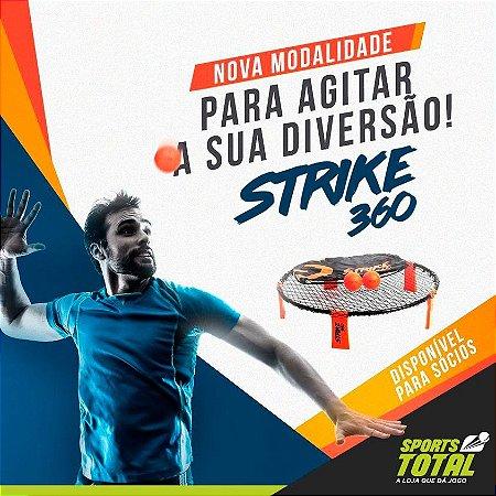Locação Strike 360 / Strikeball - Diária