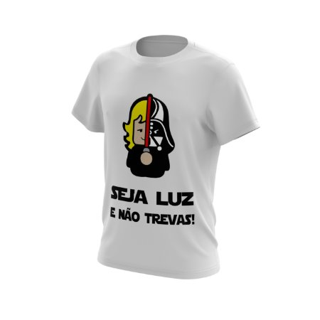 Camisa Seja Luz