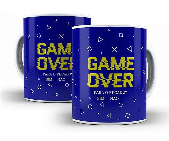 Caneca Game Over