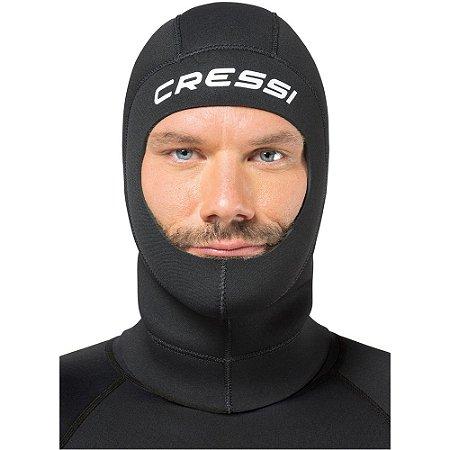 Capuz de Neoprene Cressi Endurance 3.0 Preto