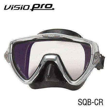Máscara de Mergulho Tusa Visio Uno Pro