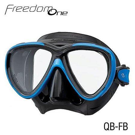 Máscara Tusa Freedom One Fish