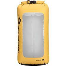 Saco Estanque View Dry Sack 20Lt - Amarelo