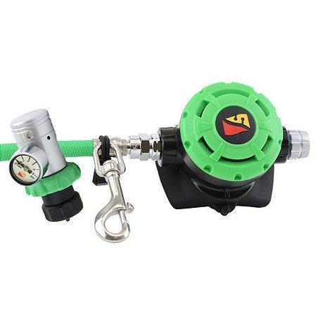 Regulador Deco/Oxigênio - Dive Rite