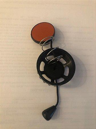 Válvula de alívio P/Colete Dive Rite - 45mm sem flange