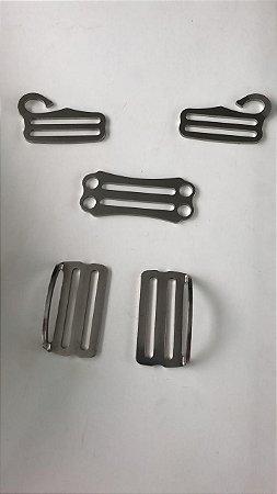 Kit de passadores de Inox para Sidemount