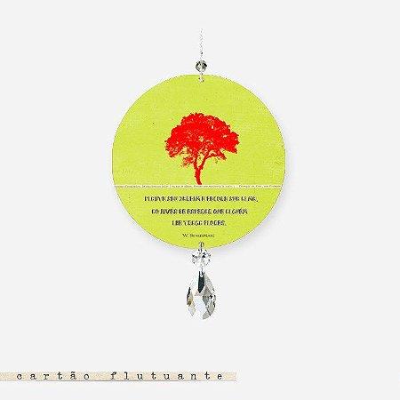 CARTÃO FLUTUANTE – Plante seu jardim