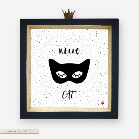 QUADRO BOX M – HELLO CAT #3
