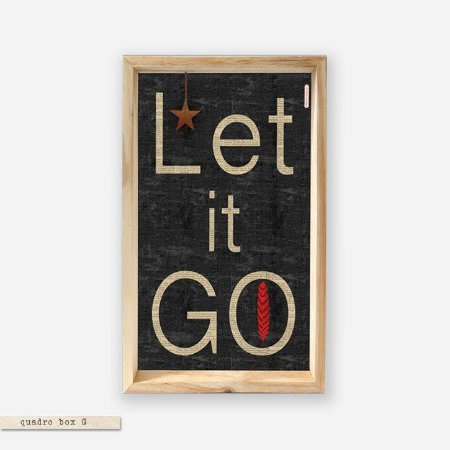 Quadro Box - Let it Go
