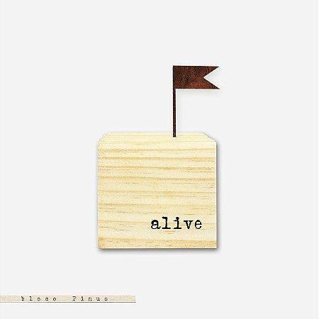 Cubo - alive