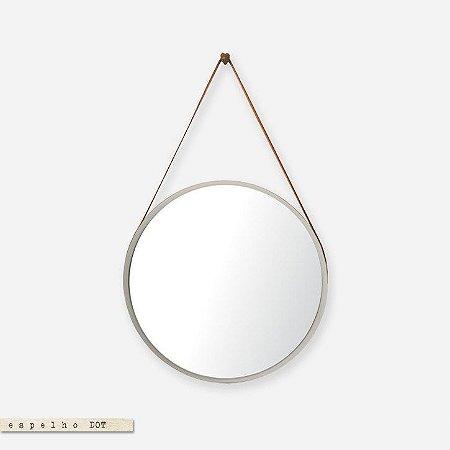 Espelho - DOT Cinza P