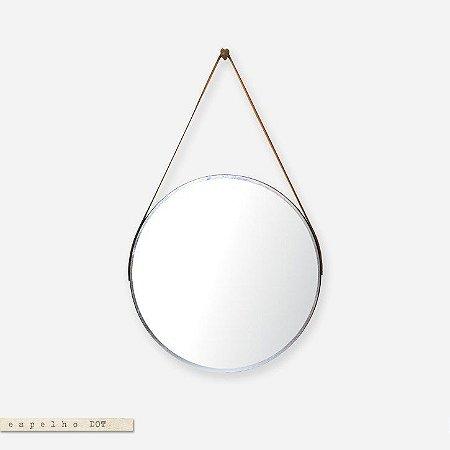 Espelho - DOT Prata G