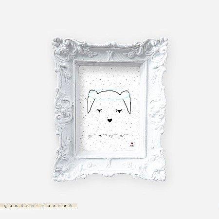 Quadro Rococó - Dogdog