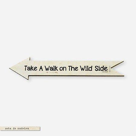 Seta - Take A Walk On The Wild Side