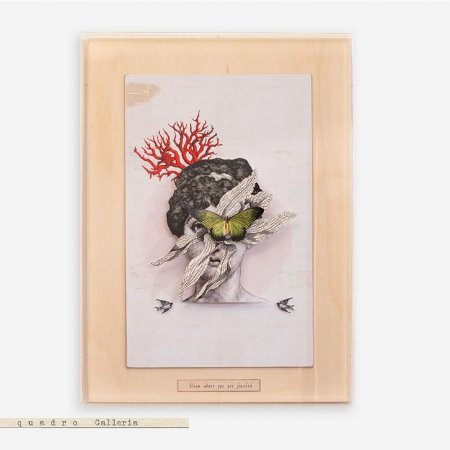 Quadro Galleria  - Allegra - Bloom Where Your Planted