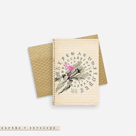 Cartão Envelope - Post Card