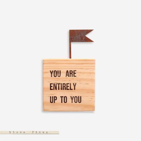 Cubo - You are entirely up to you