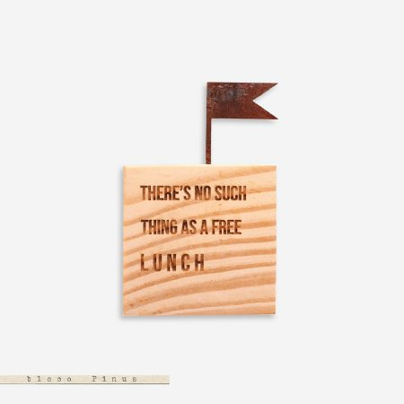Cubo - There's no such thing as a free lunch