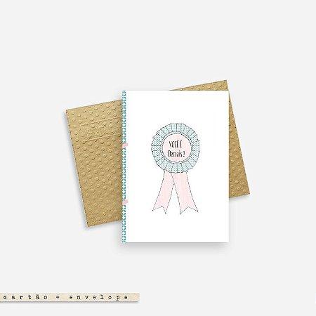 Cartão Envelope - Você é demais