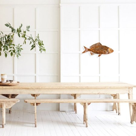 Peixe de ferro - Um mar de coisa boa