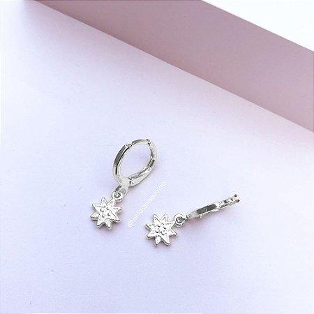 Mini Argola de Estrela