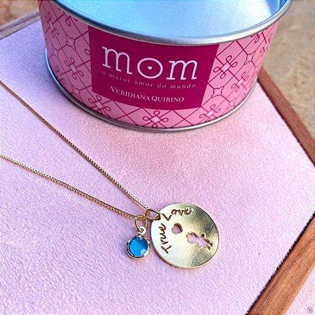 Colar de filhos: Menino - Coleção Mom