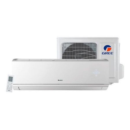 Ar Condicionado Split Hw On/off Eco Garden Gree 12000 Btus Frio 220v Monofasico Gwc12qc-d3nnb4a