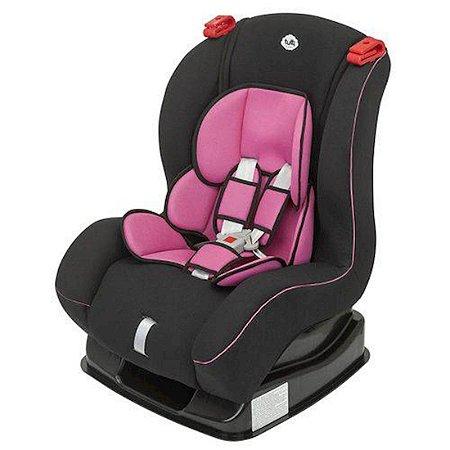 Cadeirinha Para Auto Atlantis 9 a 18 Kg Preto E Rosa Tutti Baby