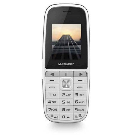 Celular  Multilaser UP Play Branco