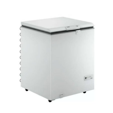Freezer Horizontal Consul 220L 1 Porta Controle Eletrônico 127 Volts Classe A Branco [CHA22EBANA]