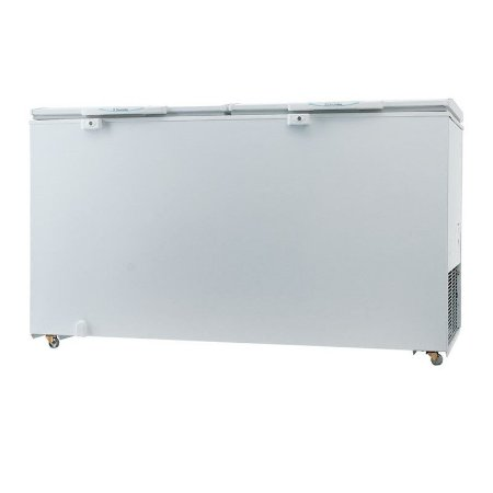 Freezer Horizontal Electrolux Cycle Defrost 477L 2 Portas Dreno Frontal 127 Volts Branco [H500C]