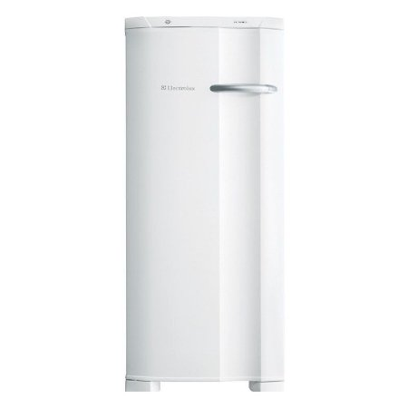 Freezer Vertical Electrolux Cycle Defrost 145L 1 Porta Dreno Frontal 127 Volts Branco [FE18]