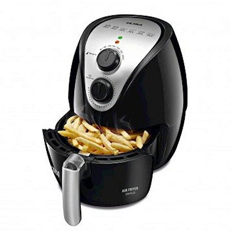 Fritadeira Elétrica Sem Óleo Mondial Ultra Air Fry 2L Preta 127 Volts [AF-10]