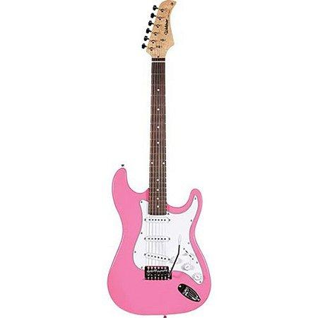 Guitarra St-111 Pk Pink Waldman