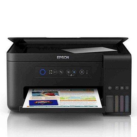 Impressora Multifuncional com WiFi Ecotank Epson [L4150]