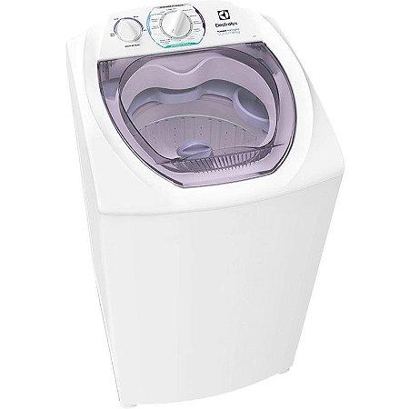 Maquina de lavar Electrolux 8Kg Top Load Turbo Agitação Super Branca 127 Volts [LT08E]