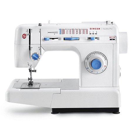 Máquina de Costura Singer Facilita Pro 2918 18 Pontos 127 Volts Branco [2918 PRO]