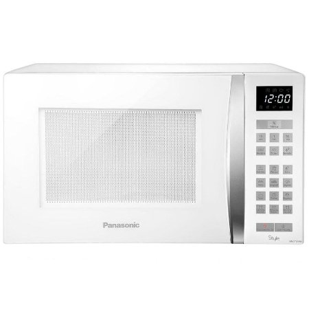 Micro-ondas Panasonic Style 32L Trava de Segurança 127 Volts Branco [NN-ST654WRU]