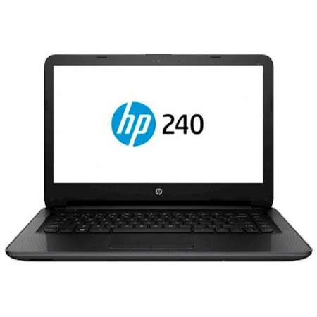 "Notebook HP Intel Core i3 Windows 10 RAM 4GB HD 500GB Tela LED 14"" Pol. Preto [P7Q07LTAC4]"