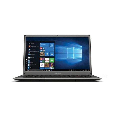 "Notebook Positivo Motion C4500A 4GB 500GB Tela 14"" HD Intel Celeron Dual-Core Windows 10 Home"